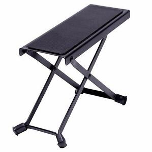 Guitar foot stool, Ukulele stand, Guitar stand - single, double, triple, Saxophone stand iMusicGuitar