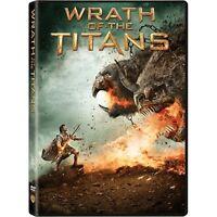 Wrath of the Titans DVD