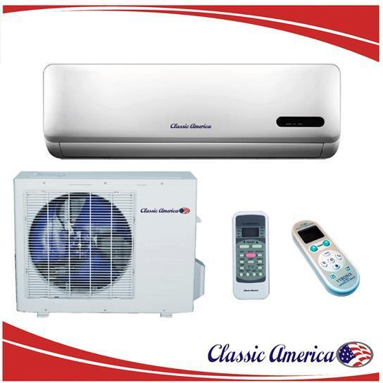 Classic America 24000 BTU Inverter Air Conditioner Heat Pump