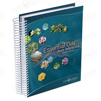 7th Edition Essential Oils Desk Reference (2016, Hardcover)