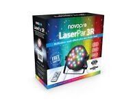 Novopro LaserPar 3R - Disco light DMX with remote control