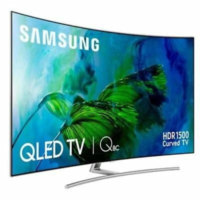 "OFFERTISSIMA BELLISSIMO! SMART TV SAMSUNG A LED QE75Q8C CURVED ""THE AMAZING"""