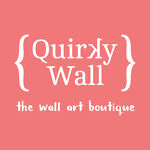 Quirky Wall - Cut Vinyl Wall Art