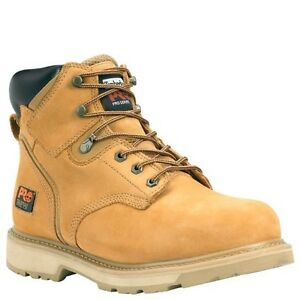 Timberland steel toe safety boots