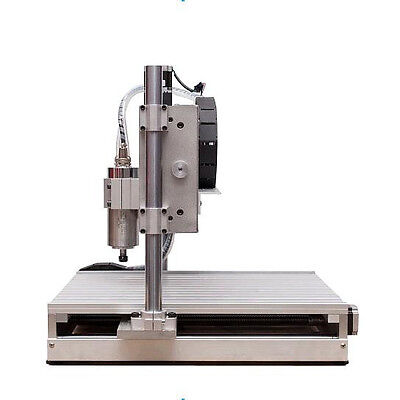 Am3040 4axis Cnc Mini Portable Wood Working Machine Engraving Milling Router