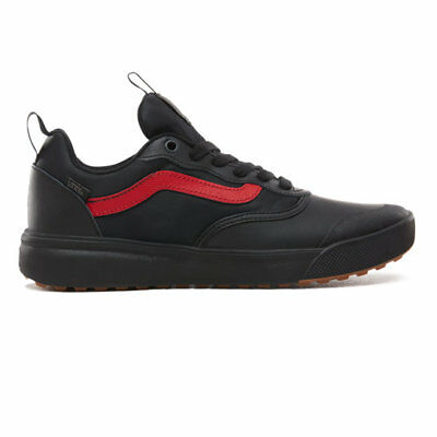 Vans A Tribe Called Quest UltraRange Men's 10 ATCQ Black Red Skate Shoes New