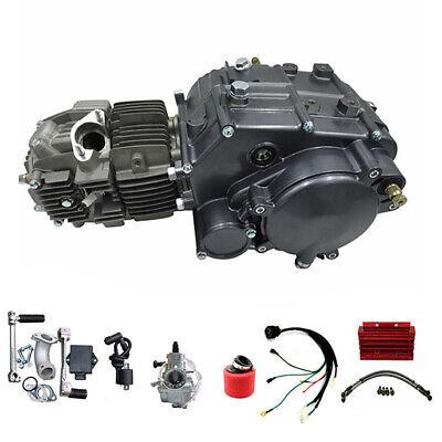 150cc LIFAN Engine Kit Motor Manual Clutch Dirt/Pitbike/Motorbike W'Carby Filter