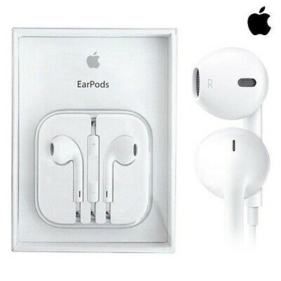 Genuine Apple iPhone 6S 6 Plus SE 5S 5C 5 EarPods Headphones EarPhones Handsfree