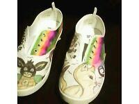 Customized women shoes