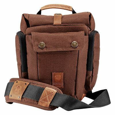 TIMBERLAND WATERPROOF ROLL-TOP CAMERA BAG