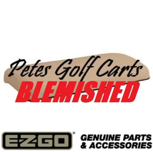 NEW OEM BLEM EZGO Golf Cart Front Seat Bottom Fits TXT TAN 1994+