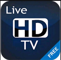 Live tv with working guide (english)