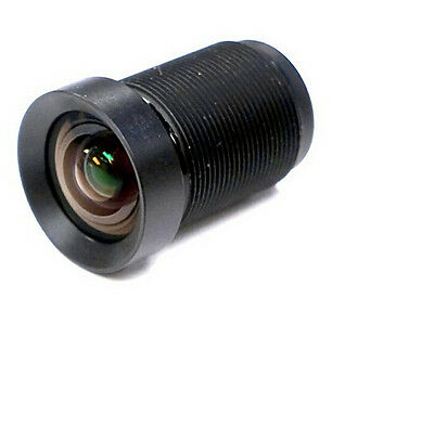 4.35MM Lens 1/2.3 Inch 10MP IR 72D HFOV for Gopro DJI Phantom Drones F16441