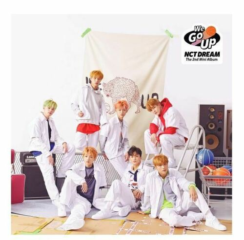 WE GO UP by NCT DREAM The 2nd Mini Album