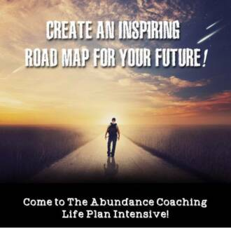 Now Free! Abundance Coaching Life Plan Intensive on August 29th Sydney Region Preview