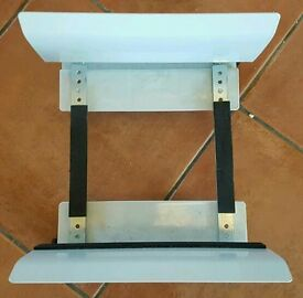 Tower PC adjustable stand on castors