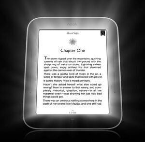 NEW-Barnes-Noble-Nook-Simple-Touch-with-GlowLight-eReader-WiFi-6