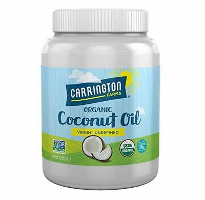 Carrington Farms Unladylike Cold Pressed Virgin Organic Coconut Oil 54 oz