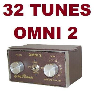 Ice Cream Truck Music Box - Omni 2 With 32 Ice Cream Vending Music Tunes