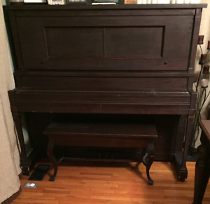 Player's Piano For Sale