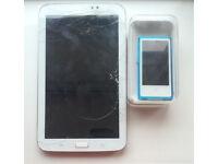 iPod nano 7 £40+ Samsung tablet £25