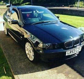 BMW 3 series VERY LOW MILES!!