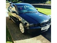 BMW 3 series VERY LOW MILES!!