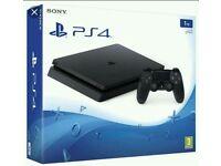 PS4 PLAYSTATION NEW WANTED