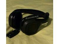 Plantronics Gamecom 818 Wireless Headset (PS4/PC) Like New