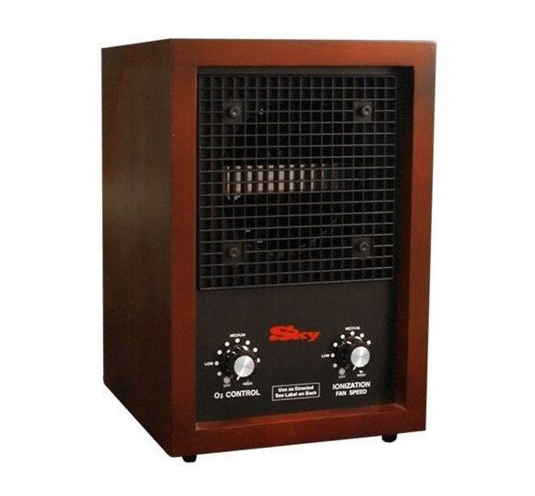Living Fresh 3500 SQF Ozone Ioniser Cleaner