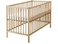 IKEA Babycot with foam mattress