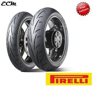 Pirelli DIABLO ROSSO 2 II 120/70ZR17  120 70 17 - FRONT Motorcycle Road Tyre