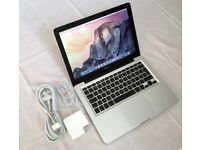 MacBook Pro 13'3inch 500GB HDD 2.5 GHz Intel Core i5 Intel HD Graphics 4000 1536 MB Up to 3.5 GHz