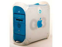 Apple Power Mac G3 400MHz 64MB 6GB Macintosh blau RARE Retro 1999 Nordrhein-Westfalen - Rheine Vorschau