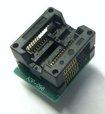 Adp-098 Spi Soic16 Adapter For Gq-4x V4 Gq-4x4 Gq-5x Programmer