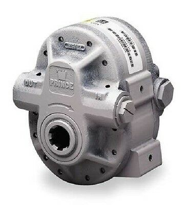 Prince Manufacturing Hydraulic Tractor Pto Gear Pump Hc-pto-7a 7gpm 540rpm New