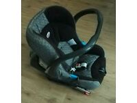 Britax Baby Car Seat & Base Attachment