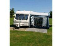 starter caravan 5 birth bailey