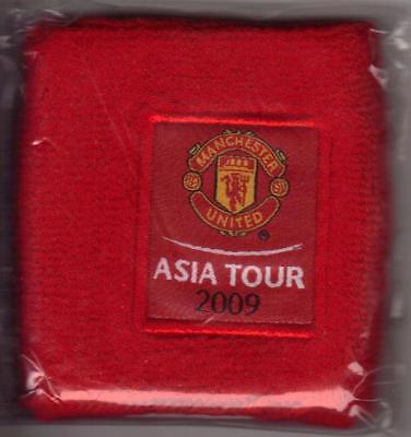 Manchester United Wristband - Asia Tour 2009 - Malaysia South Korea China