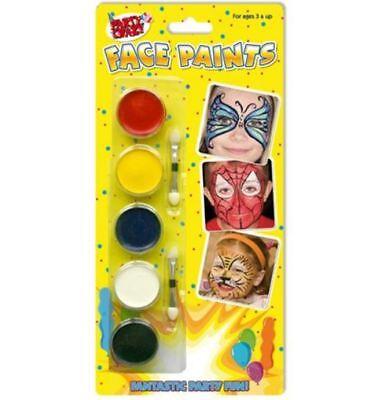 tte Set Kit Halloween Makeup Painting Witch Pumpkin Tiger (Tiger-body Paint Halloween)