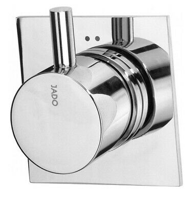 Ideal Standard  F1343AA Jado Flush Single Lever Geometry with 1 Outlet Chrome