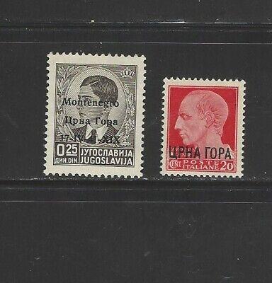 Montenegro, 1941, Italian occupation