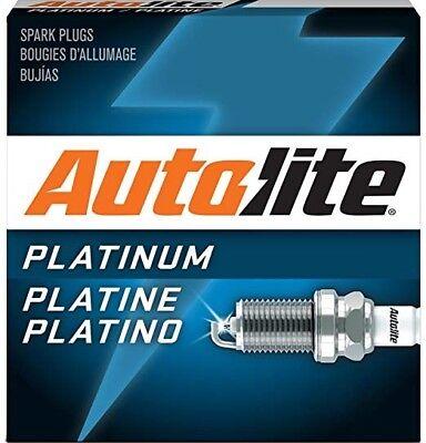 Autolite Platinum Spark Plug - MPN AP606 - Set of 6 Spark Plugs
