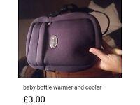 Avent Baby bottle warmer/cooler