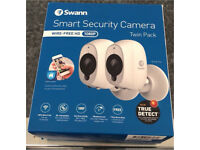 *Brand New* Swann Smart Security Camera (Twin Pack)
