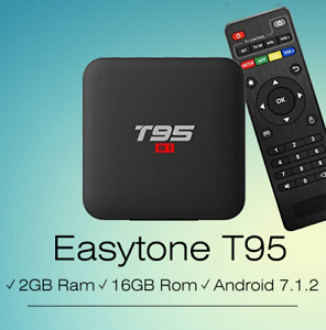 T95 Android Boxes (NEW)