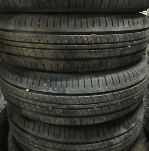 4 good used tires 14 inch=175=70=14===75% Tread Remaining Gauged