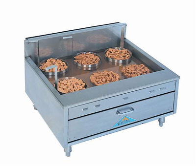 Comstock Castle 2932sf 45lb Funnel Cake Donut Fryer