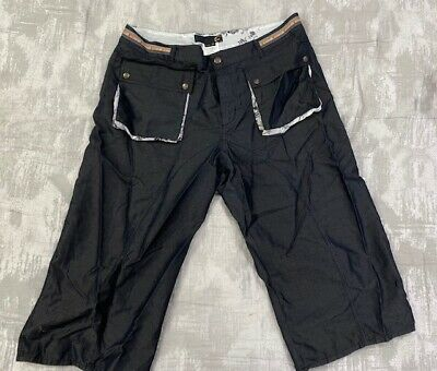 Just Cavalli Long Men Shorts Size 54 =38/40, Free Shipping