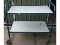 Heavy Duty Workshop Trolleys